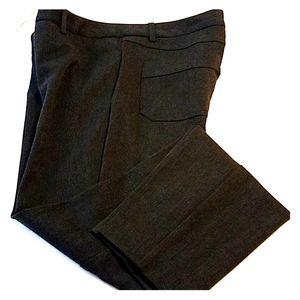 Size 6 womens straight leg dress pants